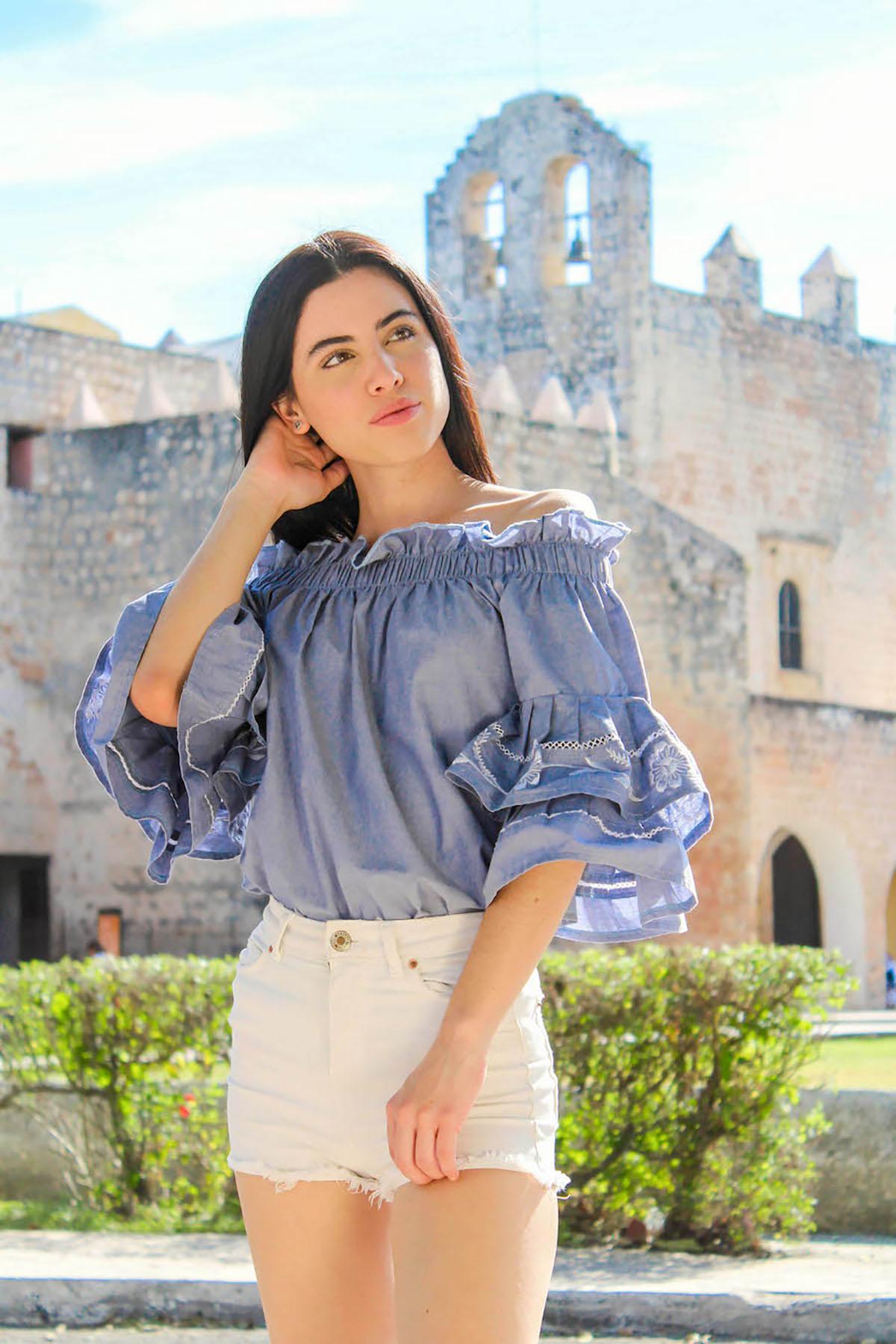 Magdalena Campesina Gris